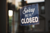 Fretting Over New Wave of Business Closings
